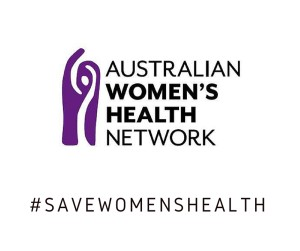 #SAVEWOMENSHEALTH