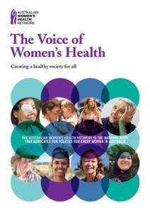 Australian Women's Health Network - Prospectus